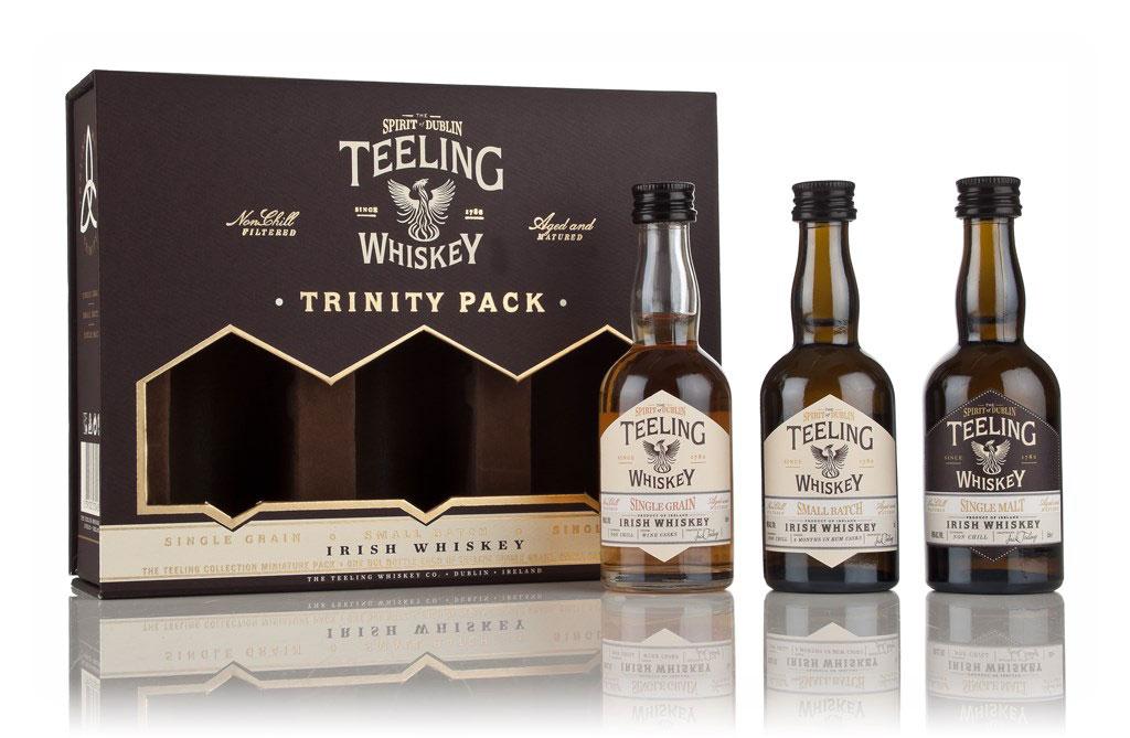Teeling Trinity Tasting