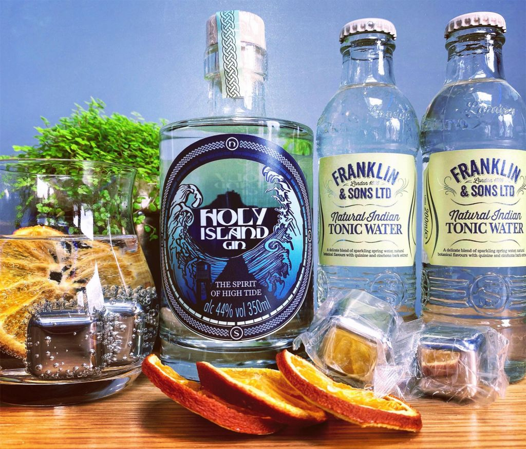 The Holy Island Gin Bundle