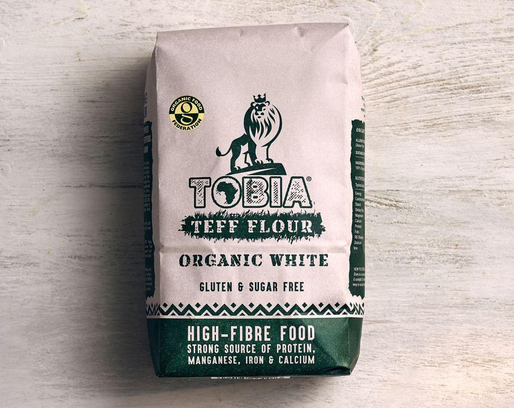 Tobia Teff Organic White Flour