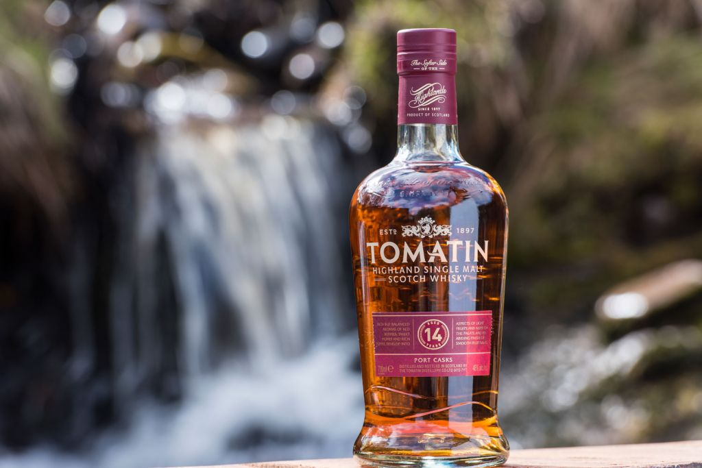 Interview With Scott Adamson, Tomatin's Global Brand Ambassador 3