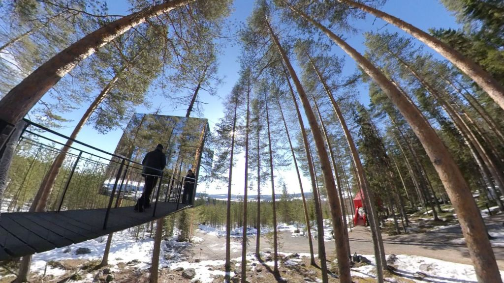 Join Kent Lindvall, the founder and visionary behind the world-famous Treehotel