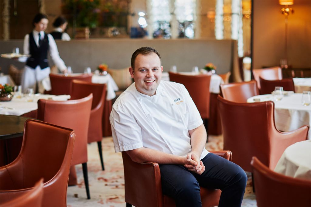 Exclusive Interview With Adam Smith, Executive Chef Of Restaurant Coworth Park