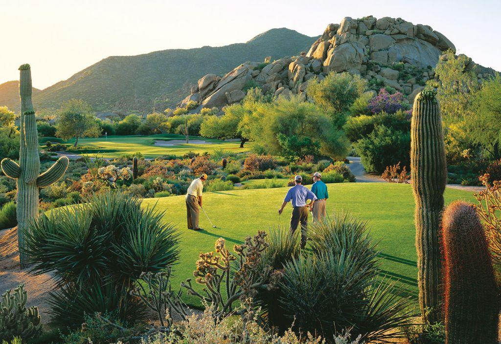 Boulders Resort and Spa in Scottsdale, Arizona