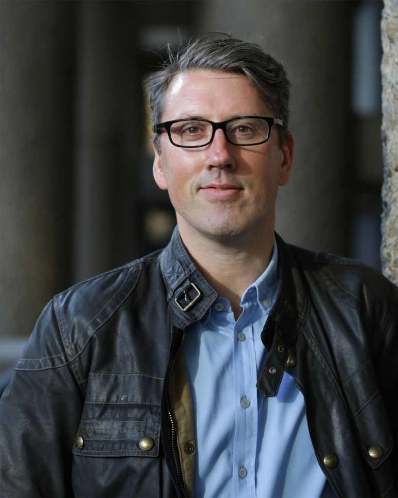 David Simpson, Co-Founder Of Andersen