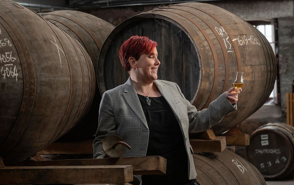 Interview With Dr Kirstie McCallum, Head Of Whisky Creation At Glen Moray