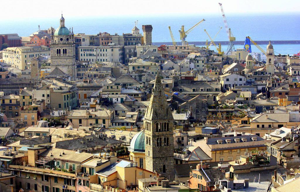 Genoa's 2020 'Rolli Days'
