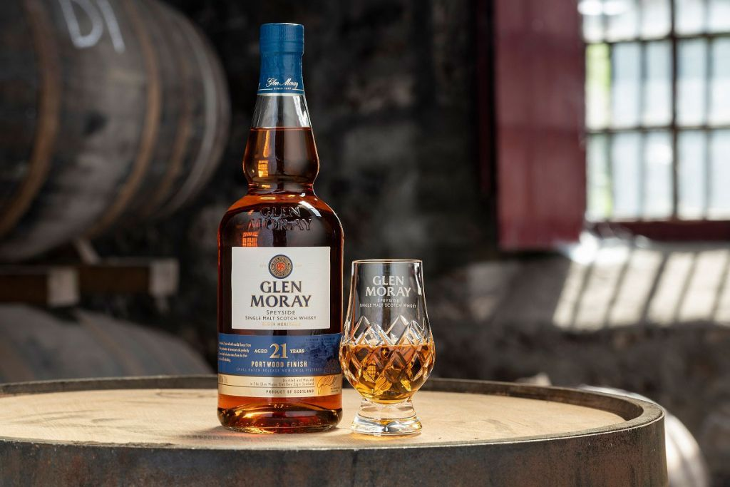 Glen Moray participated in the recent Lockdown Whisky Festival