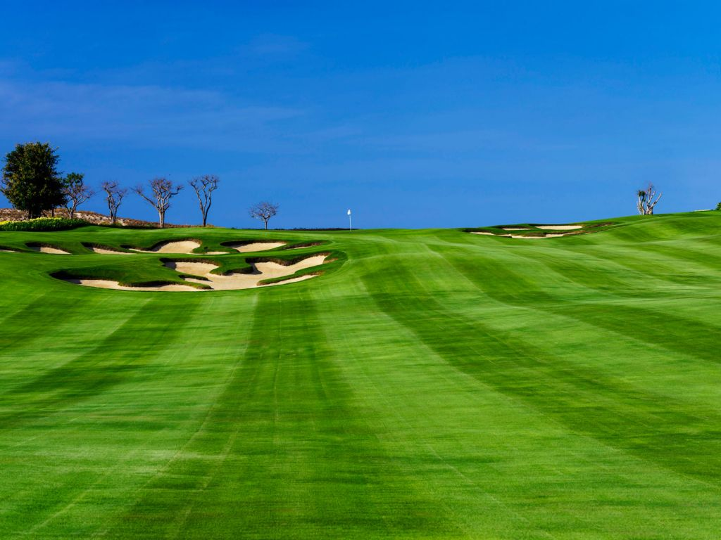 Greg Norman-designed KN Golf Links