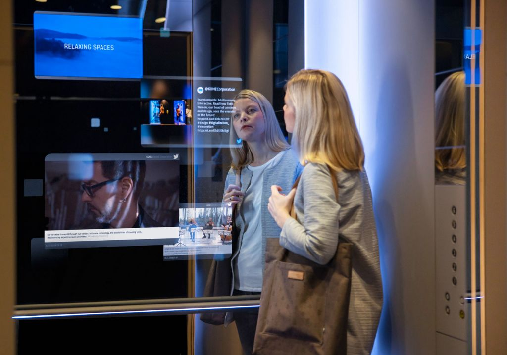KONE DX Elevators Achieves Greater Heights with Four Red Dot Awards