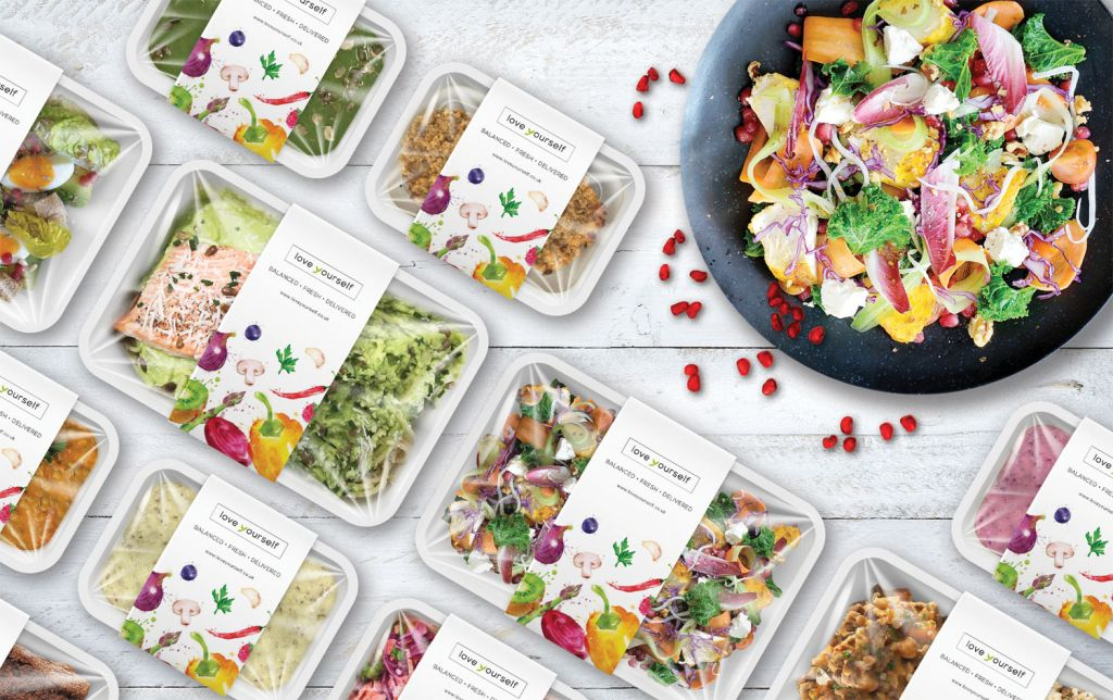 Love Yourself Food Subscription Service