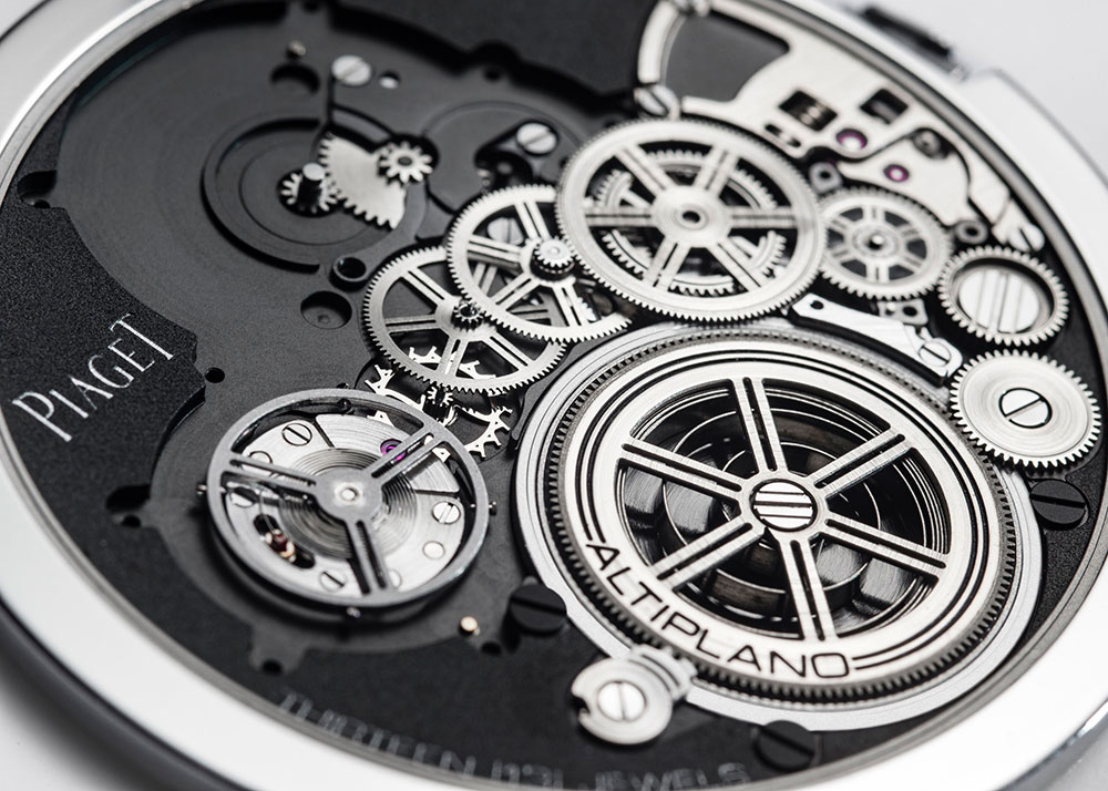 Piaget Altiplano Ultimate Concept mechanism