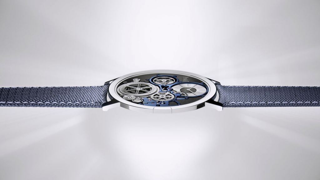 Piaget Altiplano Ultimate Concept thickness