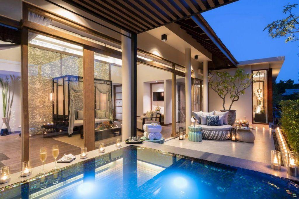 Sarojin deluxe luxury accomodation