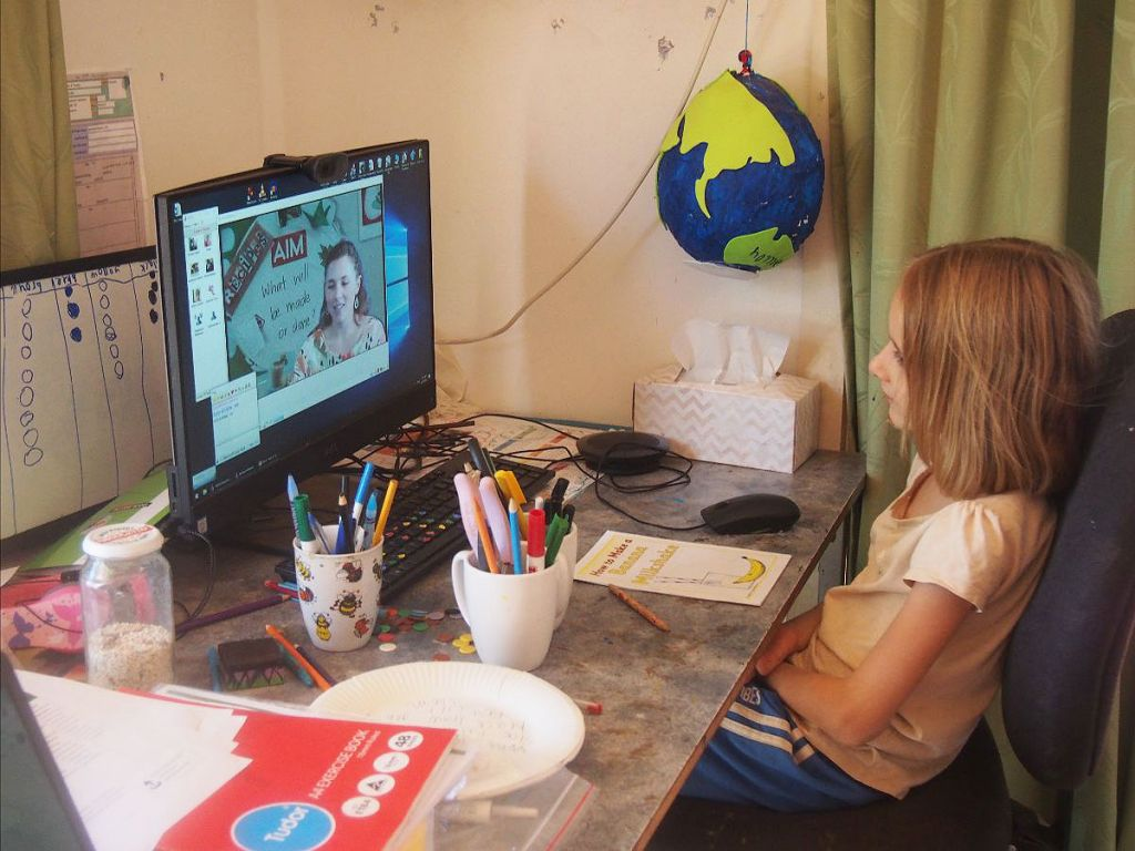 School of the Air Remote Home-Schooling