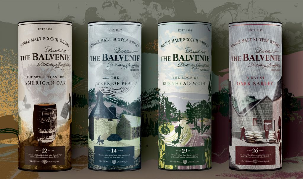 The Balvenie Stories Collection