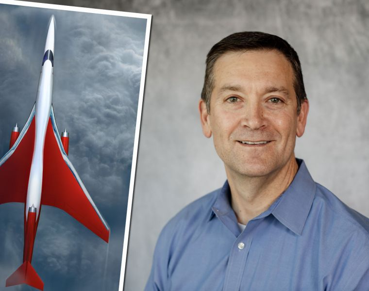 Exclusive Interview With Tom Vice, CEO Of Aerion Supersonic 14