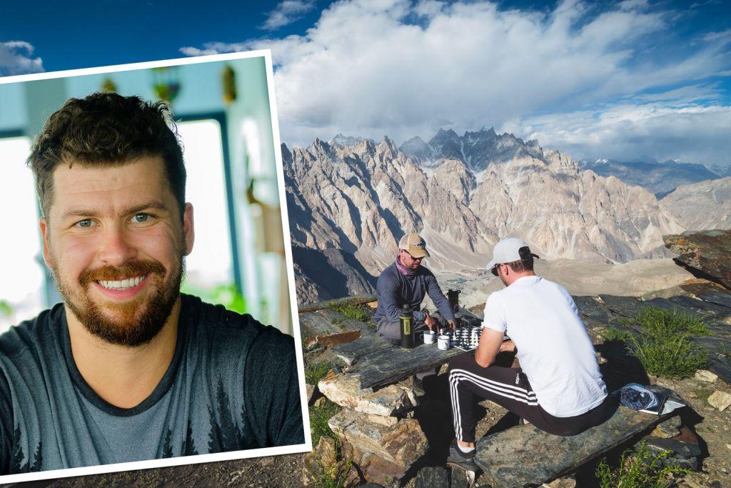 In Conversation with Will Hatton, Writer, Entrepreneur and Adventurer