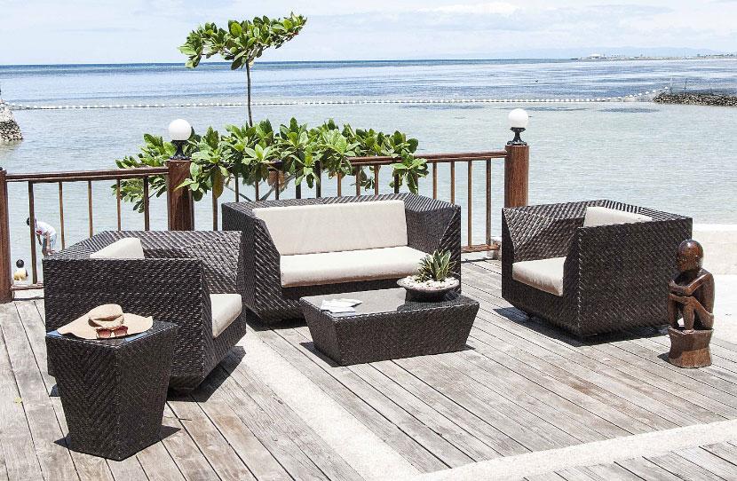 Alexander Rose Ocean Maldives set