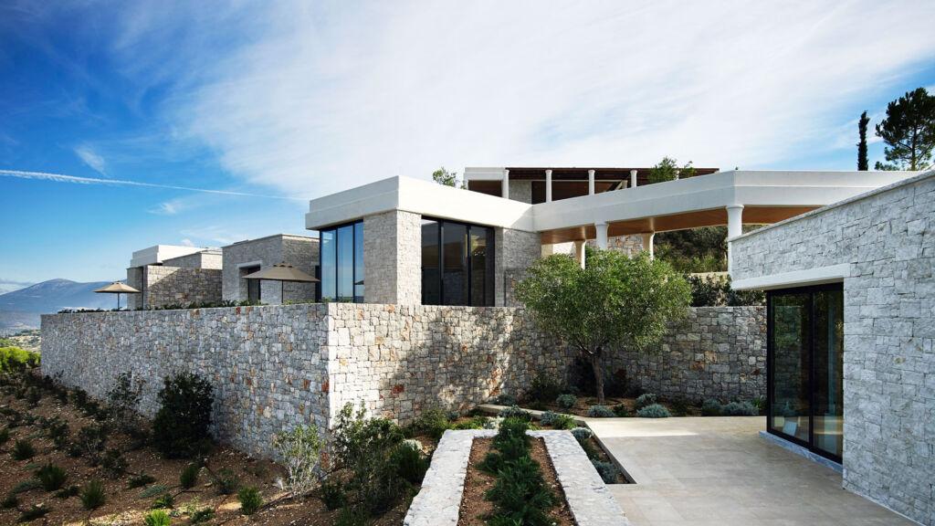 Amanzoe Villas Greece Property for Sale