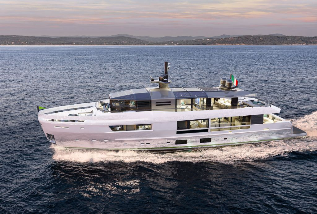 Fifth Arcadia 115 is Under Construction Ready for a 2021 Launch