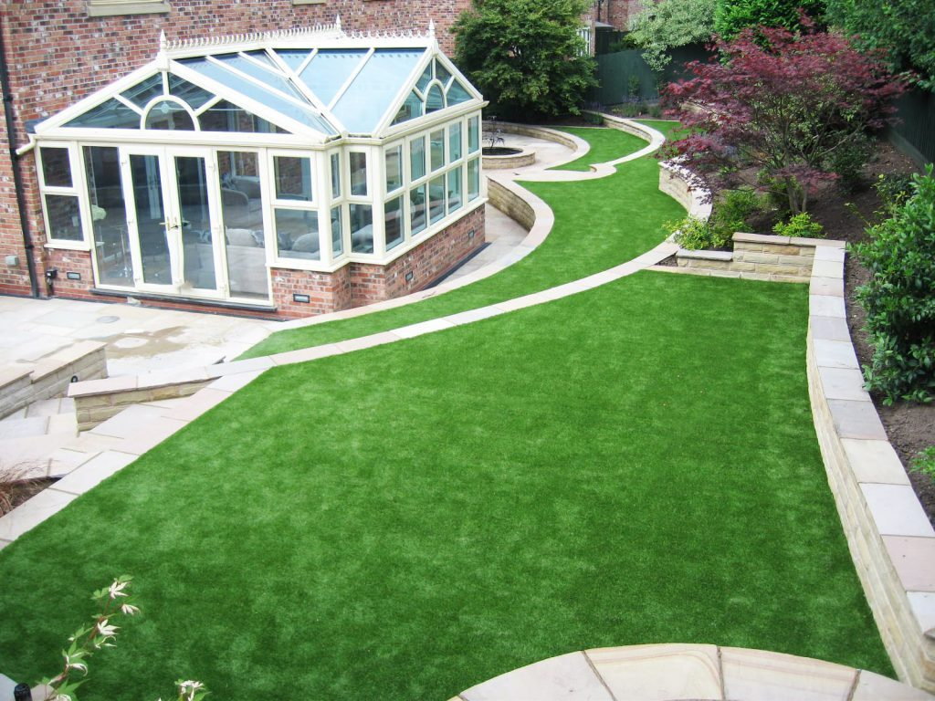 UK Artificial Grass Suppliers Experience Surge in Demand in 2020
