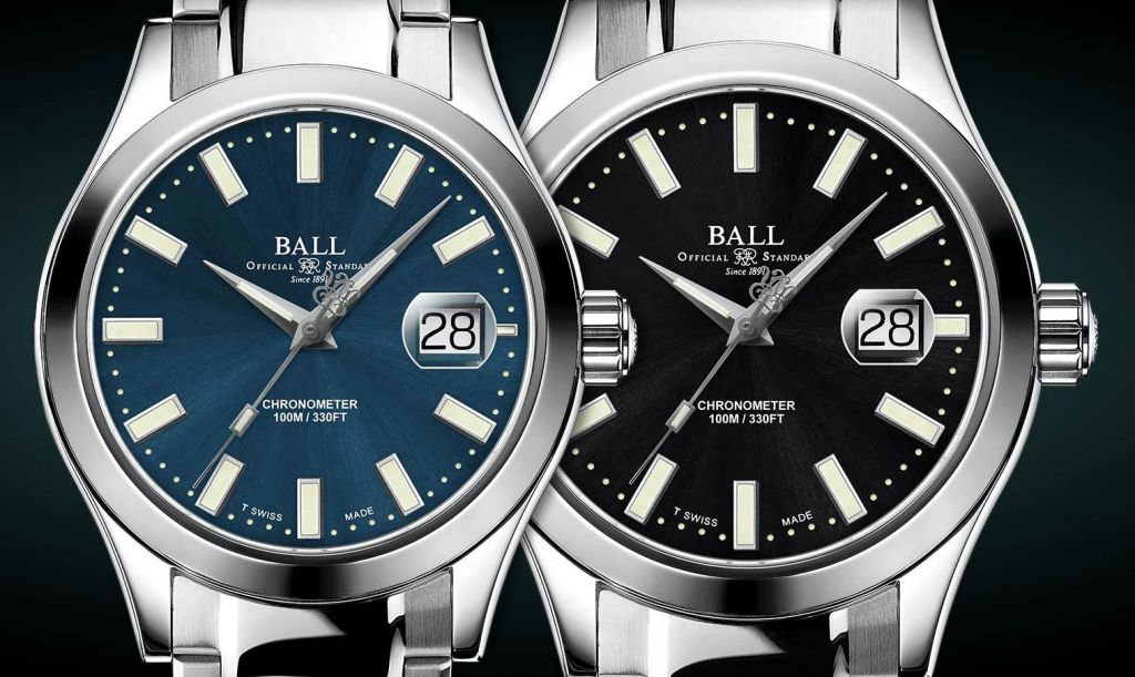 The Ball Watch Engineer III Marvelight Chronometer