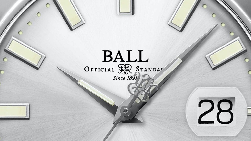 Ball Watch Engineer III Marvelight Chronometer dial