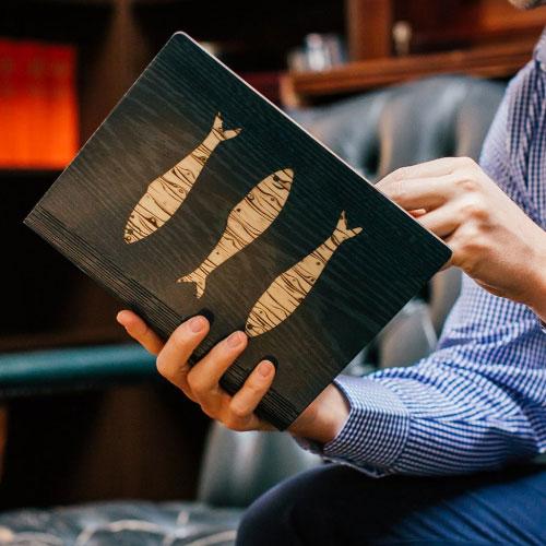 Bark & Rock handmade journals
