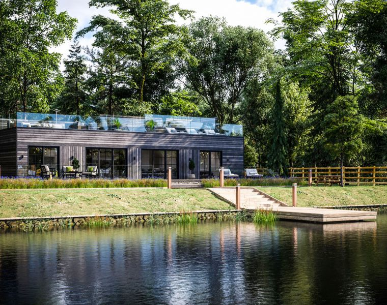 This Summer Escape to Retallack's Luxury Boutique Barns in Cornwall