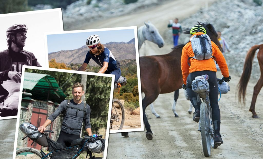 Expert Guide to Bike-Packing with Luxurious Magazine