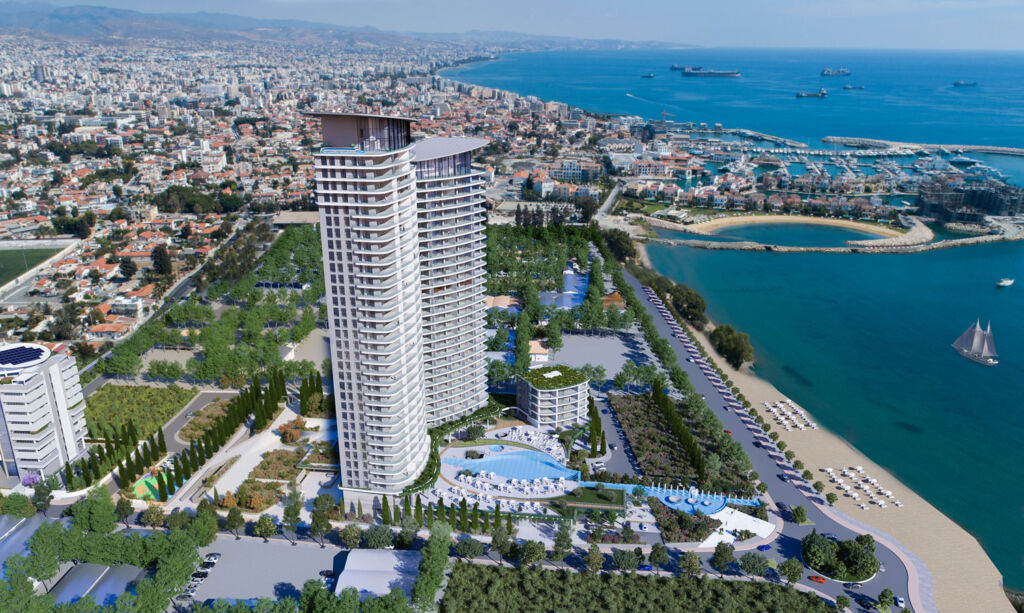 Blu Marine, The Tallest Tower in Cyprus Opens its Sales Suite