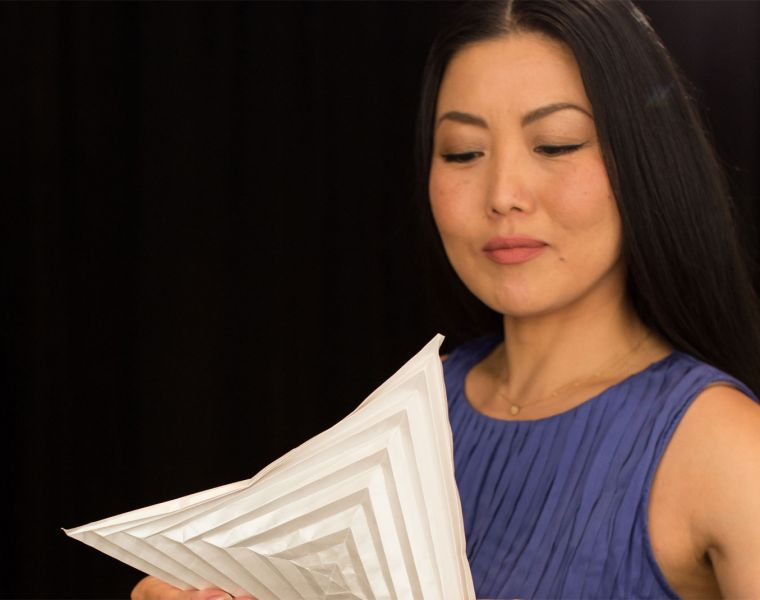 Master the Japanese Art of Origami with Coco Sato and Lexus 11