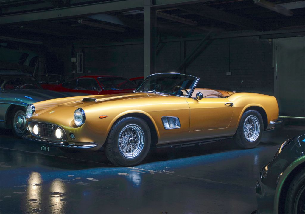 Concours Virtual to Bring the World's Greatest Cars into Your Home