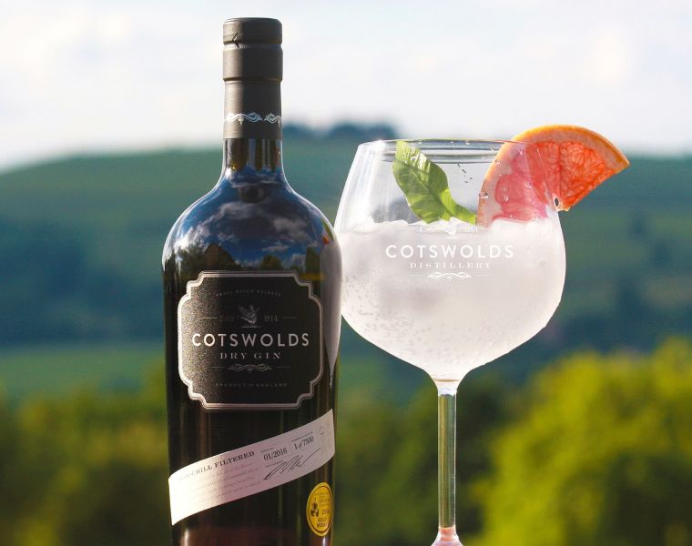 Cotswolds Dry Gin Will Make Your Dad Smile with Every Sip