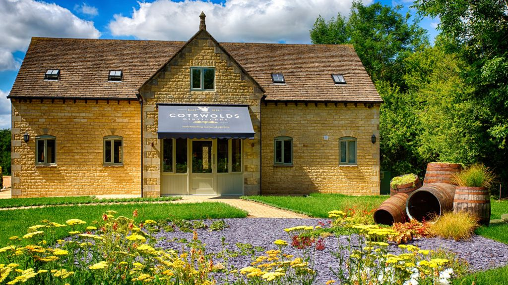 Cotswolds distillery exterior
