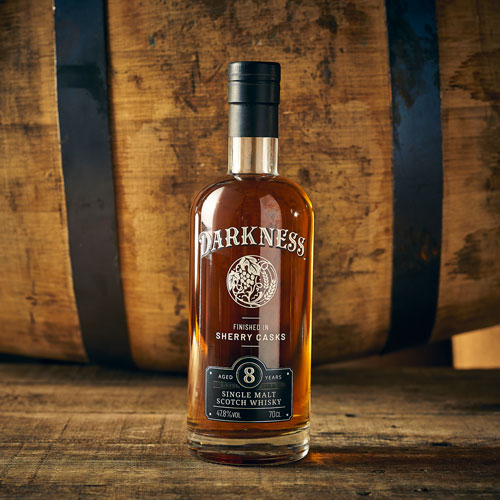Darkness 8 Year Old Sherried Whisky