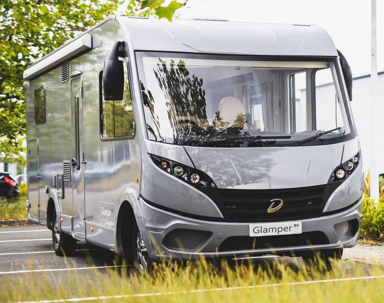 GlamperRV Business Line - The Ultimate Luxury Mobile Office