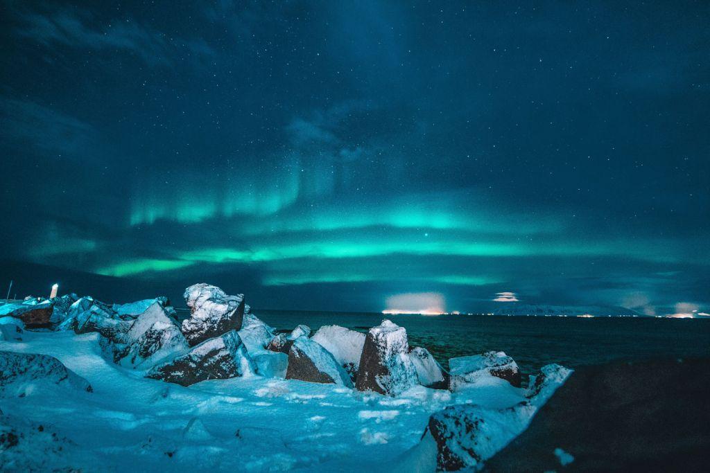Iceland with Reykjavik