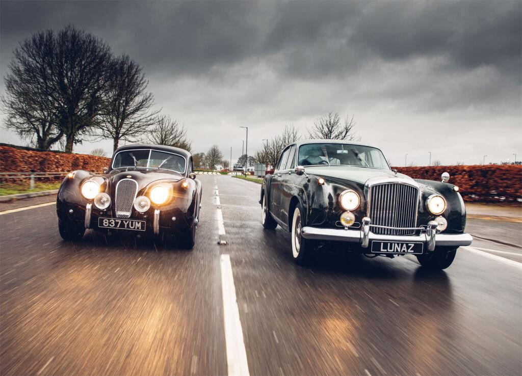 Lunaz electric classic car sales increase in 2020