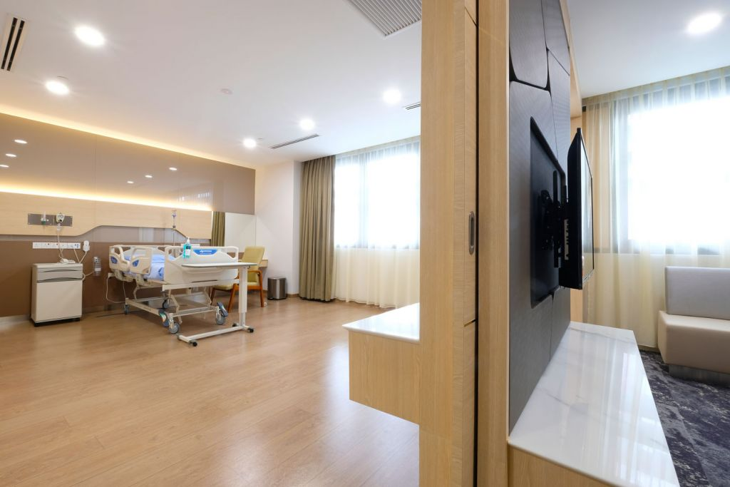 Behind the Private Doors of Sunway Medical Centre Velocity
