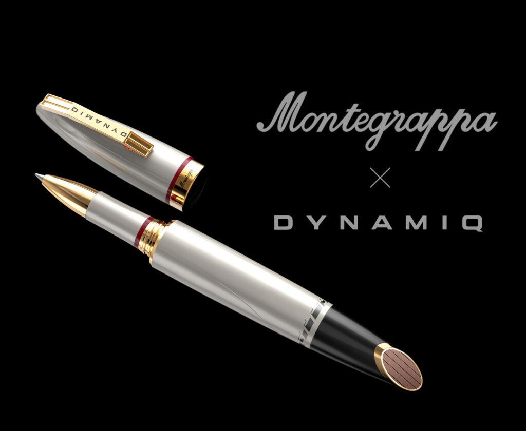 Montegrappa and Dynamiq Create GTT 135 Rollerball Pen 3