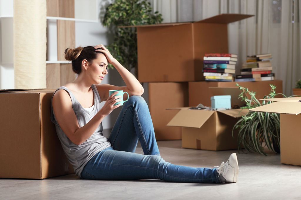 Moving Home is Probably the Most Stressful Thing You Can Do