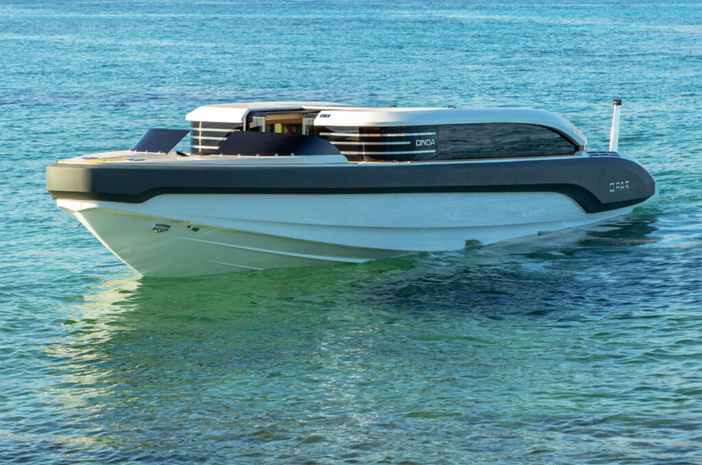 Onda 321L Custom Limo Tender