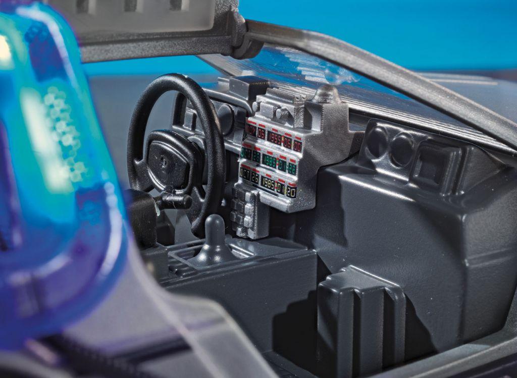 PLAYMOBIL Back to the Future DeLorean Dashboard