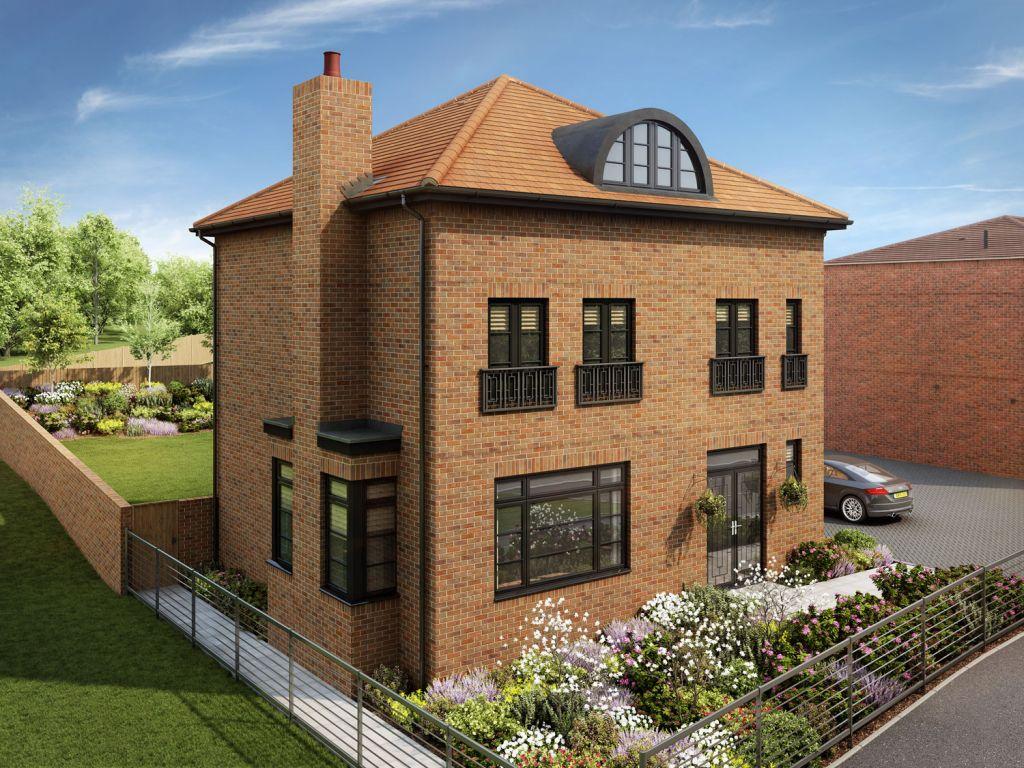 Pentland Homes Saxon Fields development