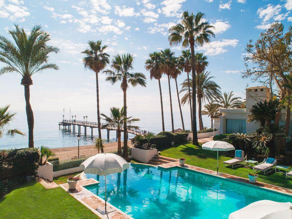 Private Villa at the Marbella Club