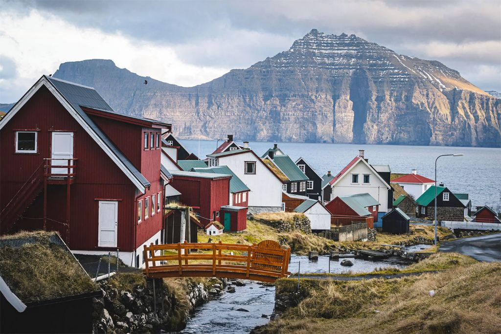 Property on the Faroe Islands