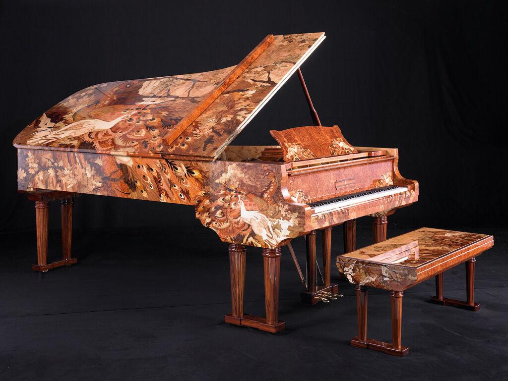 Steinway Sound of Harmony Piano