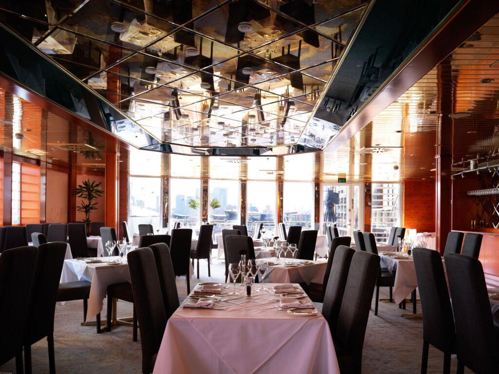 Sunborn London Land's End Restaurant