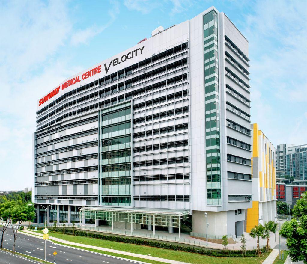 Sunway Medical Centre Velocity exterior